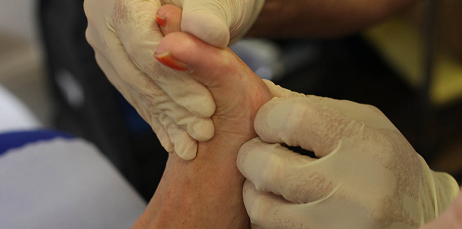 podiatry - chiropody - Woodside Clinic in Dunstable and Leighton Buzzard