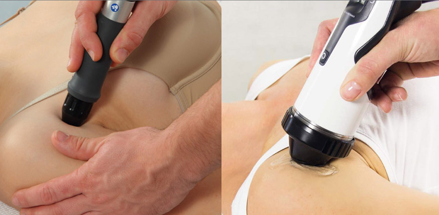 Shockwave therapy at Woodside clinic Leighton Buzzard Dunstable